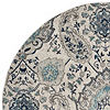Safavieh Madison Collection Baldric Floral Round Area Rug