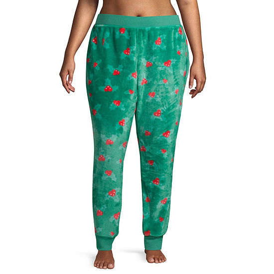 2c668f2ae985f2 City Streets Womens Mid Rise Jogger Pant-Juniors Plus - JCPenney