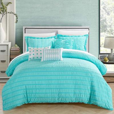 Chic Home Hadassah 8PC Comforter Set
