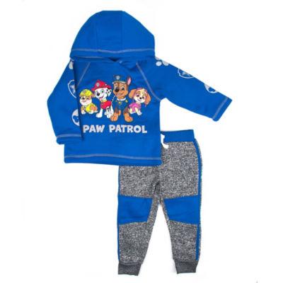 Paw Patrol Fleece Pant Set-Toddler Boys