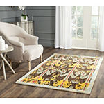 Safavieh Ikat Collection Corynn Floral Area Rug