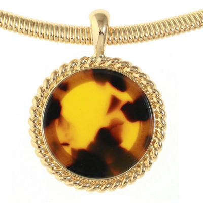 Monet Jewelry Womens Pendant Necklace