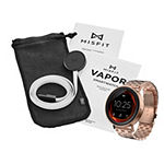 Misfit Vapor Womens Rose Goldtone Stainless Steel Smart Watch-Mis7008