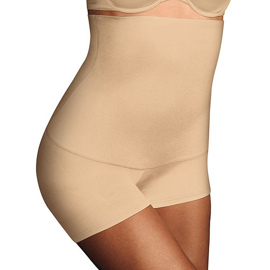 Maidenform Fat Free Dressing® Hi-Waist Firm Control Control Briefs 2107j
