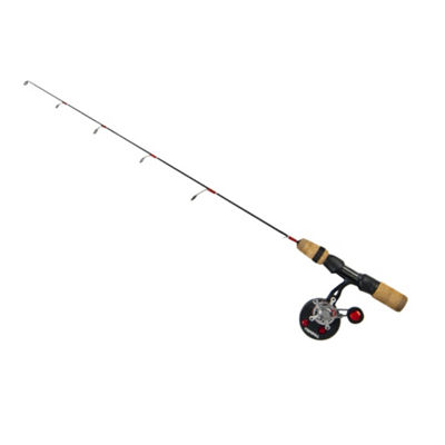 Frabill 371 Straight Line  Bro 25In Light Combo