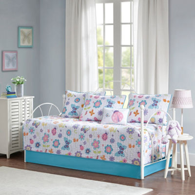 Mi Zone Kids Butterfly Bonanza 6-pc. Daybed Cover Set