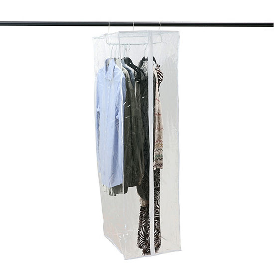 Kennedy International Portable Garment Closet Hanging Organizers