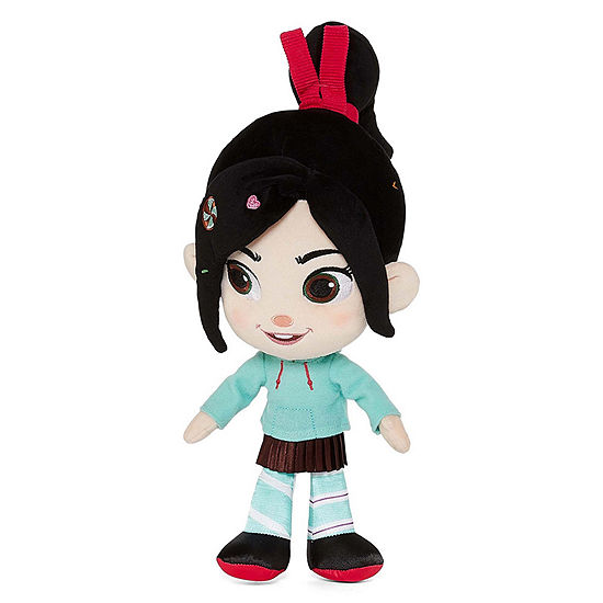 Disney Collection Wreck-It-Ralph Vanellope Plush Doll