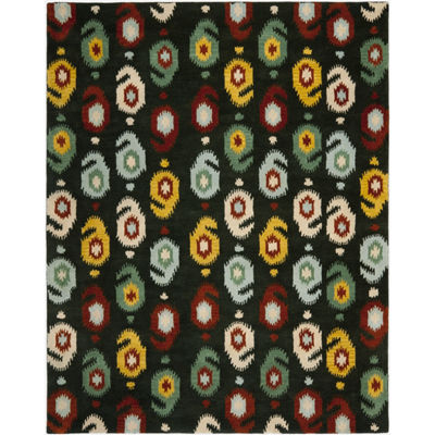 Safavieh Ikat Collection Lucius Medallion Area Rug