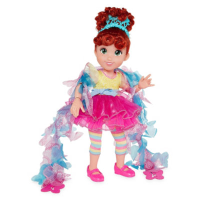 Disney Includes A Wear And Share Boa Fancy Nancy Doll
