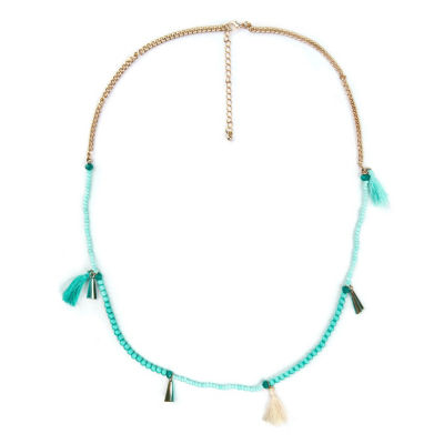 Arizona Womens 30 Inch Link Necklace