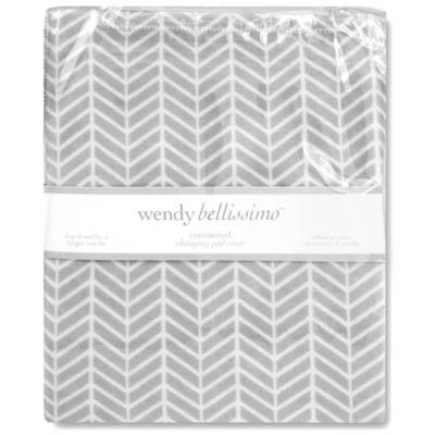 Wendy Bellissimo Crib Pad