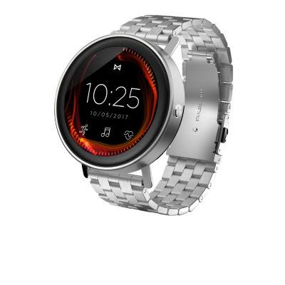 Misfit Vapor Unisex Silver Tone Smart Watch-Mis7007