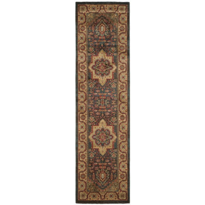 Safavieh Mahal Collection Flowers Oriental RunnerRug