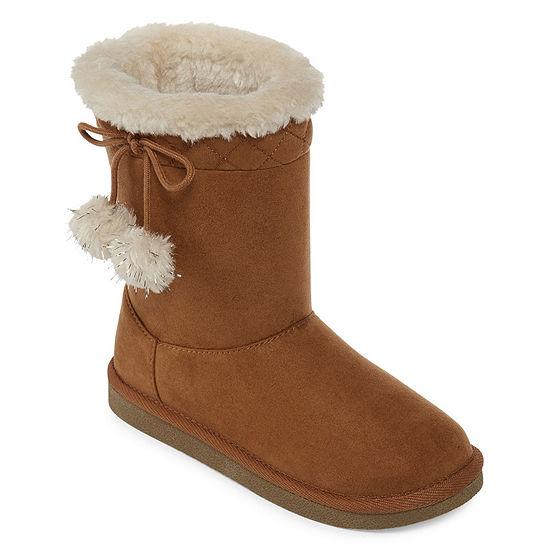Arizona Little Kid/Big Kid Girls Zenith Winter Boots Flat Heel