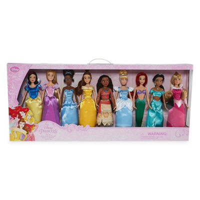 Disney Princess 9-pc. Toy Playset - Girls