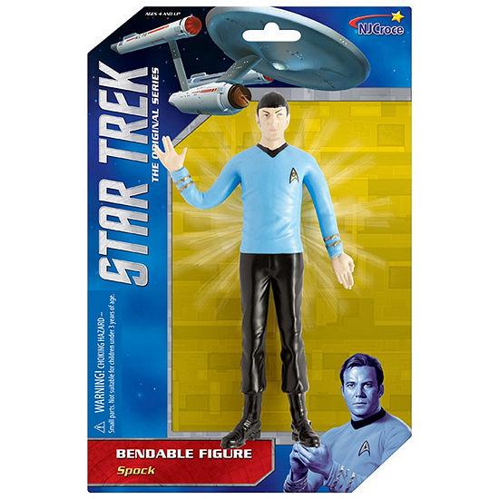 """Star Trek: Spock 6"""" Benbable Action Figure"""""""