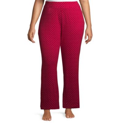 Ambrielle Knit Essential Pant- Plus