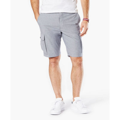 Dockers Classic Fit Poplin Cargo Shorts