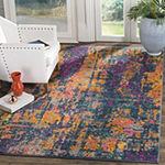 Safavieh Madison Collection Jarvis Abstract Area Rug