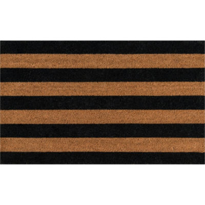 Erin Gates By Momeni Stripe Rectangular Indoor/Outdoor Rugs