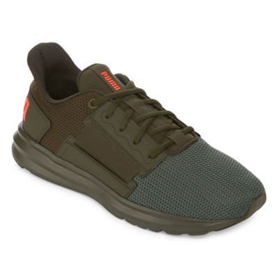 Puma Enzo Mens Running Shoes Lace-up