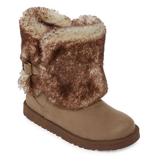 Arizona Girls Annika Winter Pull On Boots