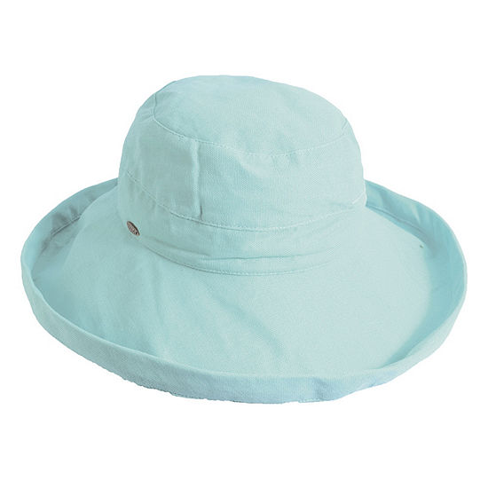 "Scala Cotton 2 1/2"" Big Brim Hat"