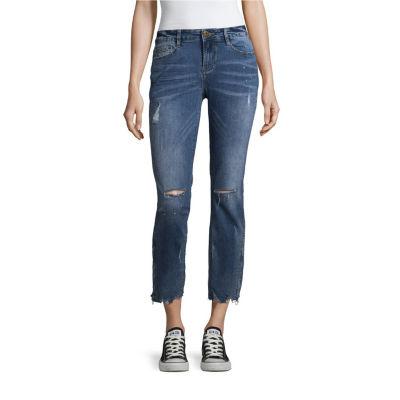 Unionbay Cropped Pants-Juniors