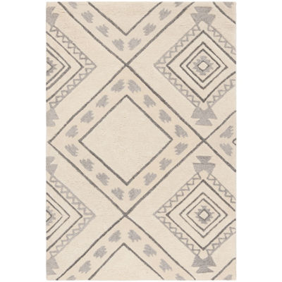 Safavieh Casablanca Collection Hyram Geometric Area Rug