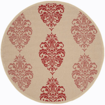 Safavieh Ray Floral Round Rugs