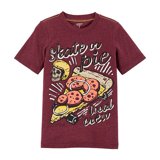 c7063d3d Carters Graphic T Shirt Preschool Boys JCPenney