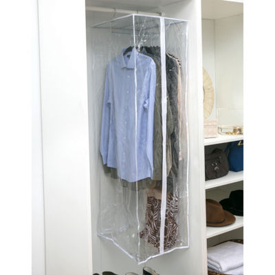 Kennedy International Portable Garment Closet Hanging Organizers