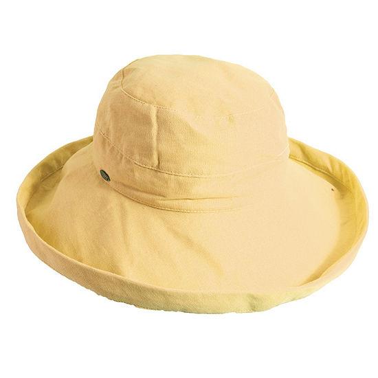 "Scala Cotton 2 1/2"" Big Brim Hat"