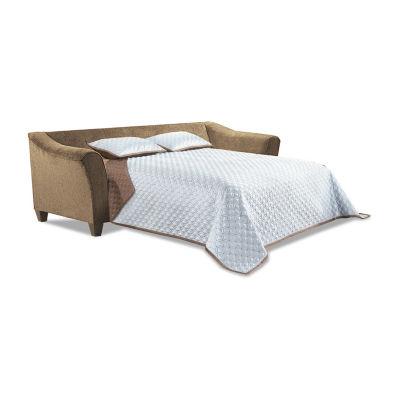 Simmons® Langley Park Queen Sleeper Sofa