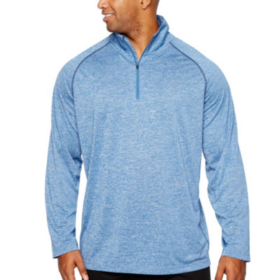 The Foundry Big & Tall Supply Co. Quarter-Zip Pullover