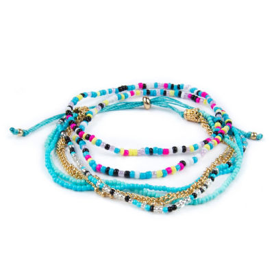 Arizona Womens 3-pc. Bracelet Set