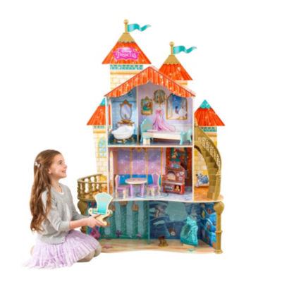 Disney® Princess Ariel Land to Sea Castle Dollhouse By KidKraft