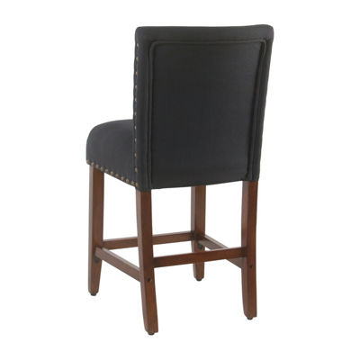 Homepop Blake Counter Bar Stool