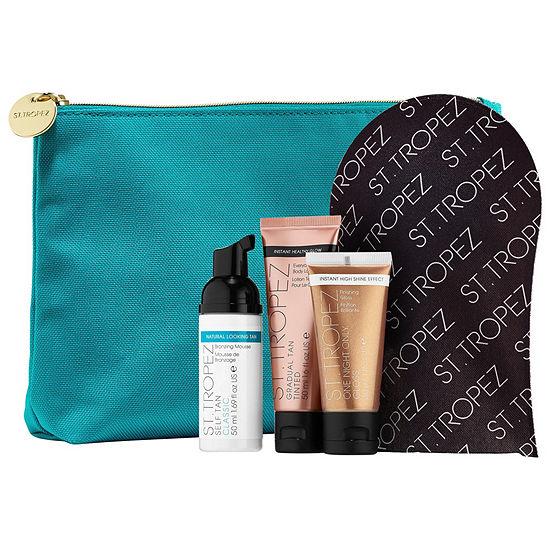 St Tropez Tanning Essentials Bon Voyage Kit