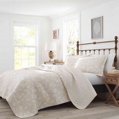 Laura Ashley Joans Excursion Quilt Set