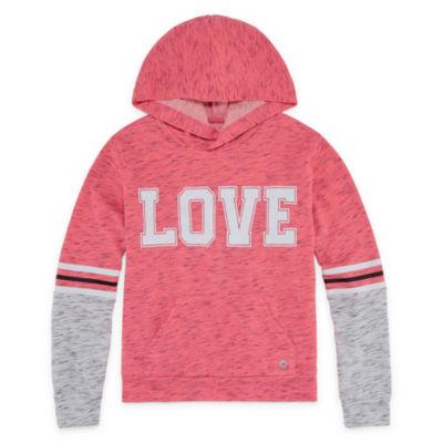 Xersion Pullover Love Hoodie Girls' 4-16