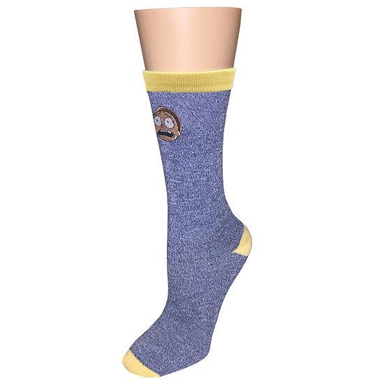 1 Pair Crew Socks Mens