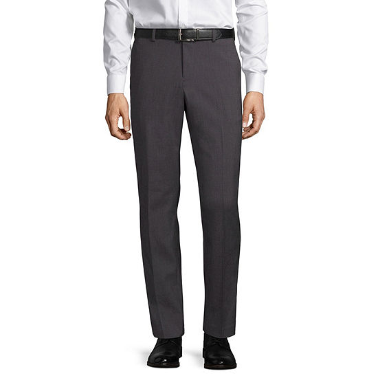 Axist Mens Modern Fit Flat Front Pant