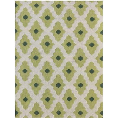 Amer Rugs Zara AF Flat-Weave Wool Rug