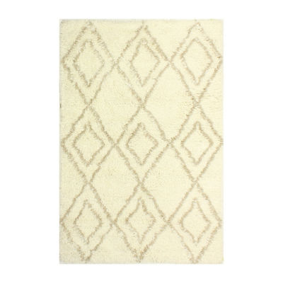 Andalucia 100% Wool Hand Knotted Area Rug