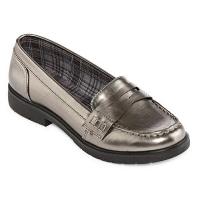 Arizona Russell Womens Loafers Slip-on Closed Toe
