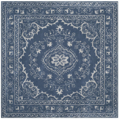 Safavieh Glamour Collection Dustin Oriental SquareArea Rug