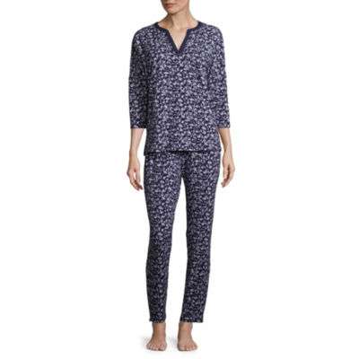 Liz Claiborne Knit Pajama Set