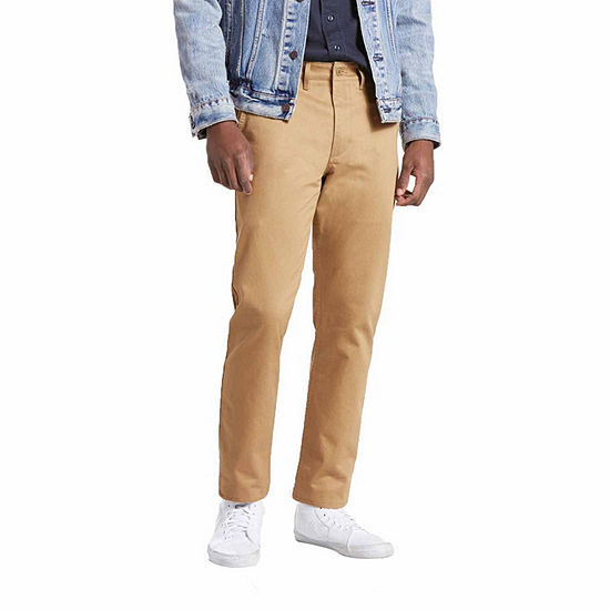 4034422bcc Levis 502 Regular Taper Fit Chino JCPenney